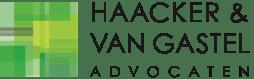 Haacker & Van Gastel Advocaten Logo